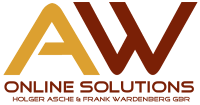 AW Online Solutions Logo